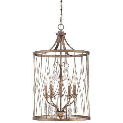 Awesome Brand New Minka Lavery Pendant Lights Throughout Gold Minka Lavery Pendant Lights Hanging Lights The Home Depot (Image 2 of 25)