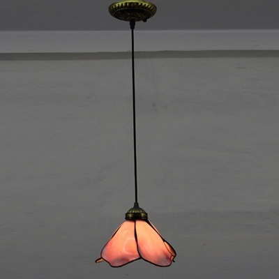 Awesome Brand New Stained Glass Mini Pendant Lights Within Fashion Style Mini Pendant Lights Table Lamps Tiffany Lights (Image 4 of 25)