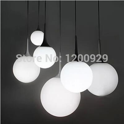 Awesome Common Globes For Pendant Lights For Popular White Glass Globe Pendant Lights Buy Cheap White Glass (Image 4 of 25)