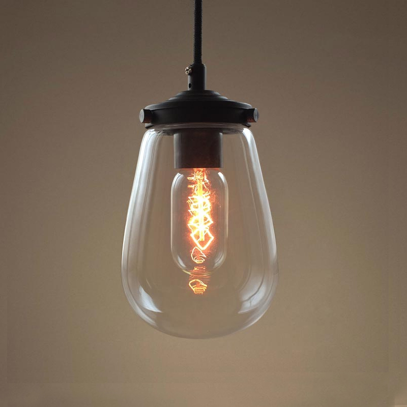 Awesome Common Hand Blown Glass Pendant Lights Regarding Compare Prices On Clear Blown Glass Pendant Lights Online (Image 2 of 25)