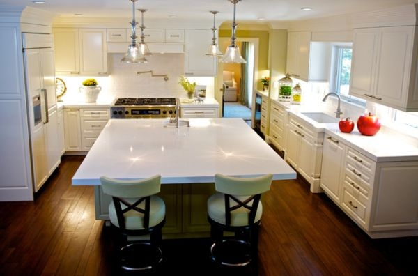 Awesome Elite Green Kitchen Pendant Lights With Beautiful Kitchen Pendant Lighting Combine With Your Kitchen (Image 3 of 25)