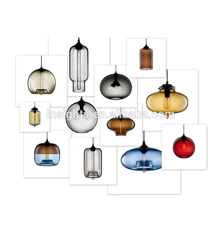 Awesome Famous Murano Glass Lighting Pendants With Regard To Murano Glass Lighting Vintage Factory Lights Color Glass Pendant (Image 3 of 25)