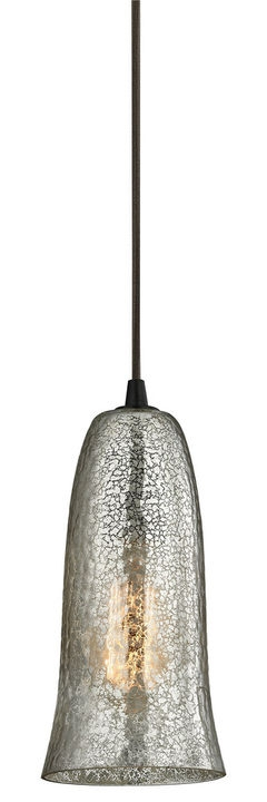 Awesome Fashionable Mercury Glass Pendant Lights Throughout 2 Vs 3 Pendant Lights Over Kitchen Island (Image 3 of 25)