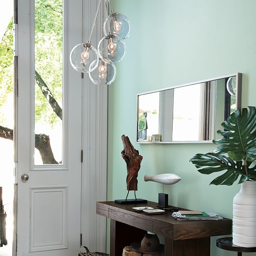Awesome Popular West Elm Cluster Pendants For Cluster Glass Pendant West Elm (View 7 of 25)