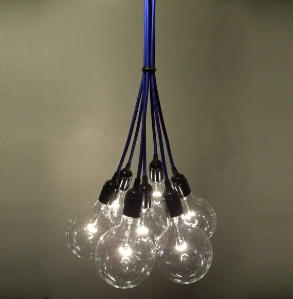 Awesome Preferred Bare Bulb Cluster Pendants With 60 Best Lighting Images On Pinterest (Image 3 of 25)