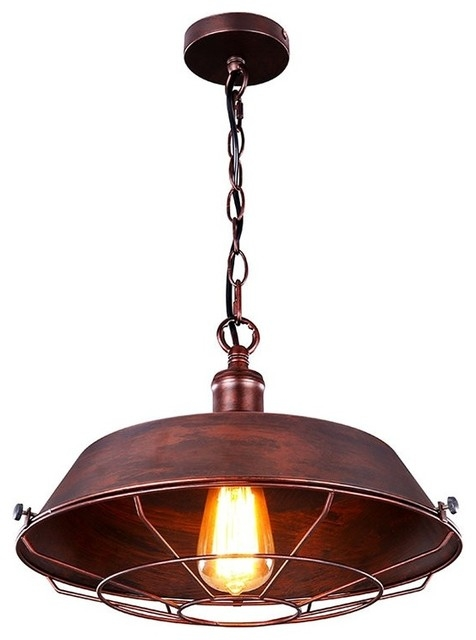 Awesome Preferred Copper Pendant Lights With Regard To Industrial Copper Pendant Lights Houzz (Image 3 of 25)