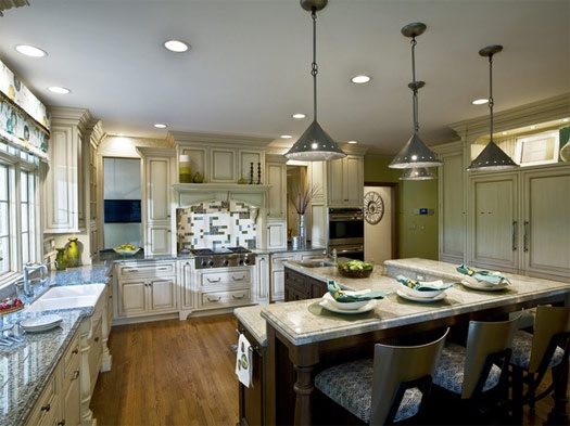 Awesome Premium Pendant Lamps For Kitchen Inside Kitchen Pendant Lighting (Image 3 of 25)