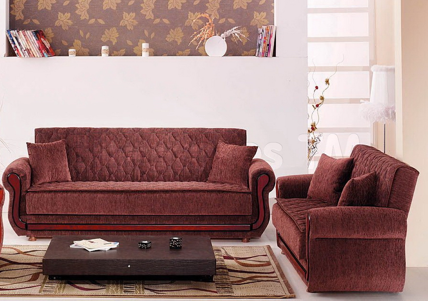 Awesome Sofa Chair Set Ideas Design Ideas Collections Throughout Sofa And Chair Set (Image 1 of 15)