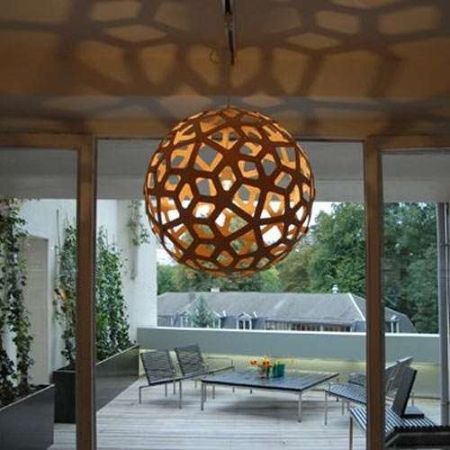 Awesome Trendy Coral Replica Pendant Lights With Regard To Coral Pendant Light David Trubridge Ylighting (Image 5 of 25)