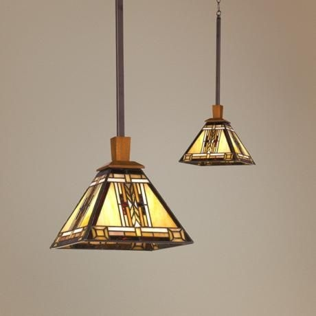 Awesome Trendy Mission Style Pendant Lighting Pertaining To 23 Best Craftsman Style Lighting Images On Pinterest (Image 3 of 25)