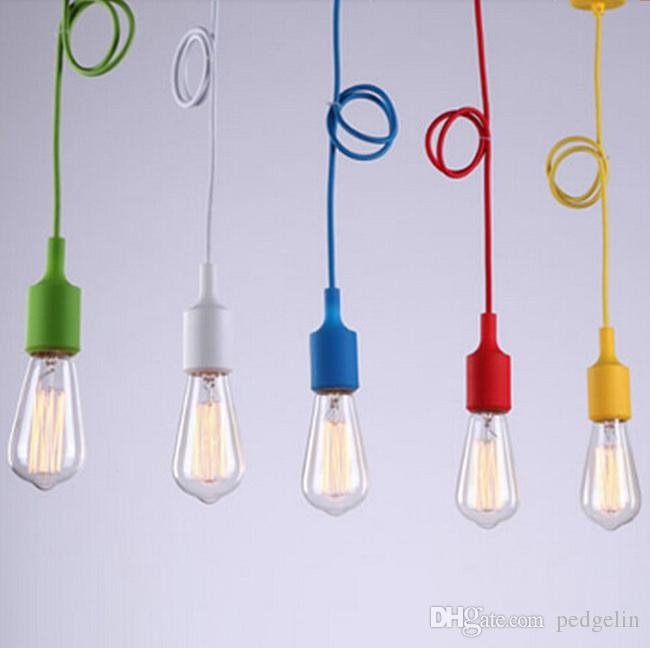 Awesome Trendy Multi Coloured Pendant Lights Throughout Other Lights Lighting Wholesaler Pedgelin Sells Multicolor E (Image 4 of 25)