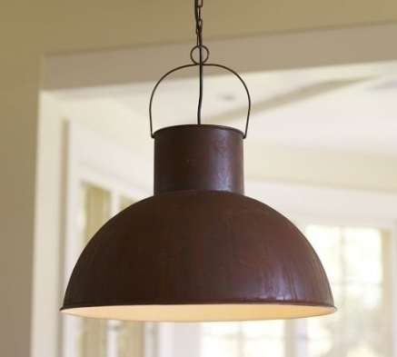 Awesome Variety Of Barn Pendant Light Fixtures Throughout Ivanhoe Sky Chief Porcelain Enamel Pendant Barn Light Electric (Image 6 of 25)