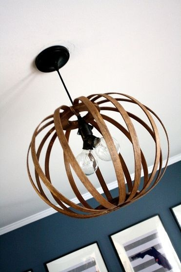 Awesome Wellknown Bentwood Pendants With Regard To 8 Best Industrial Globe Light Images On Pinterest (Image 3 of 25)