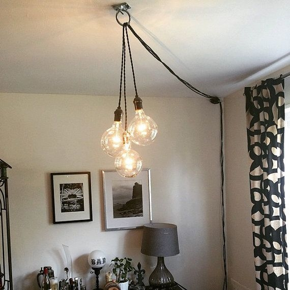 Featured Image of Plug In Hanging Pendant Lights