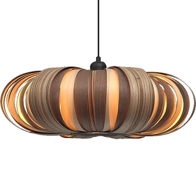 Awesome Well Known Wood Veneer Lighting Pendants With 41 Best Wood Veneer Light Images On Pinterest (View 15 of 25)