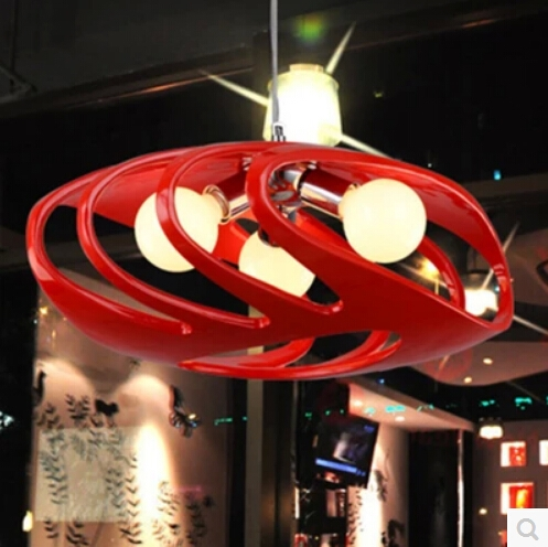 Awesome Wellliked Modern Red Pendant Lighting With Regard To Lighting For Restaurants Picture More Detailed Picture About (Image 4 of 25)