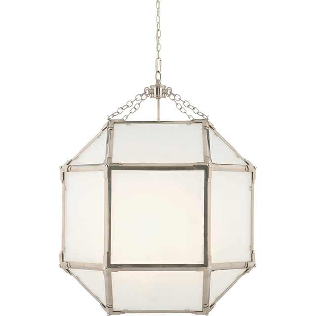 Awesome Wellliked Octagon Pendant Lights With Regard To Circa Lighting Morris Medium Lantern Copycatchic (Image 5 of 25)