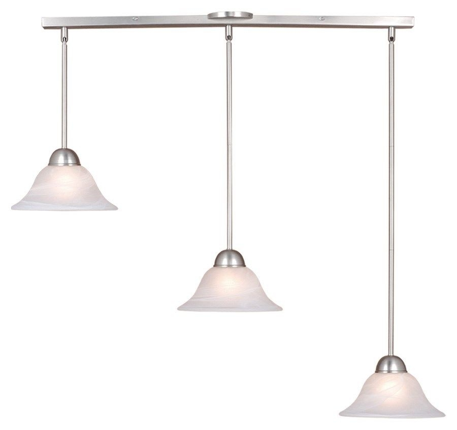 Awesome Wellliked Three Pendant Lights Within Mini Pendant Lights For Kitchen Island Kitchen Design Ideas (Image 6 of 25)