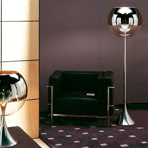 Awesome Widely Used Bolio Pendant Lights In Viso Bolio Modern Floor Lamp Stardust (Photo 12 of 25)
