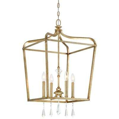 Awesome Widely Used Minka Lavery Pendant Lights Pertaining To Cage Minka Lavery Pendant Lights Hanging Lights The Home Depot (Image 3 of 25)