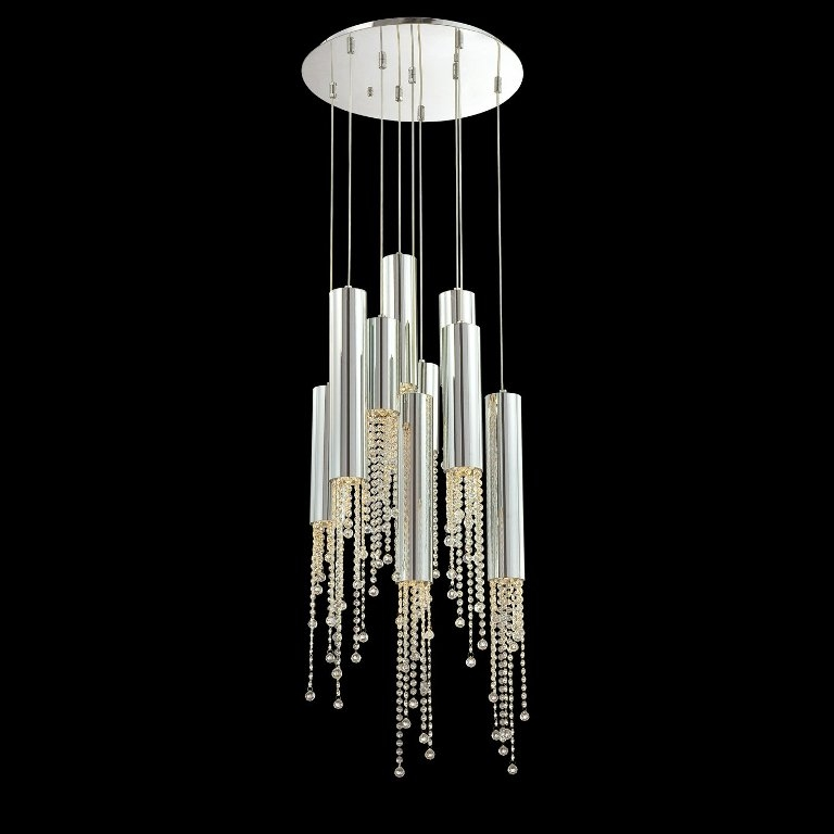 Awesome Widely Used Multiple Pendant Light Fixtures With Elegant Multi Pendant Light Fixture Multiple Pendant Light Fixture (View 25 of 25)