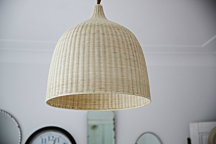 Awesome Widely Used Rattan Pendant Light Fixtures For Design Sleuth 6 Summery Natural Fiber Pendant Lights Remodelista (Image 8 of 25)