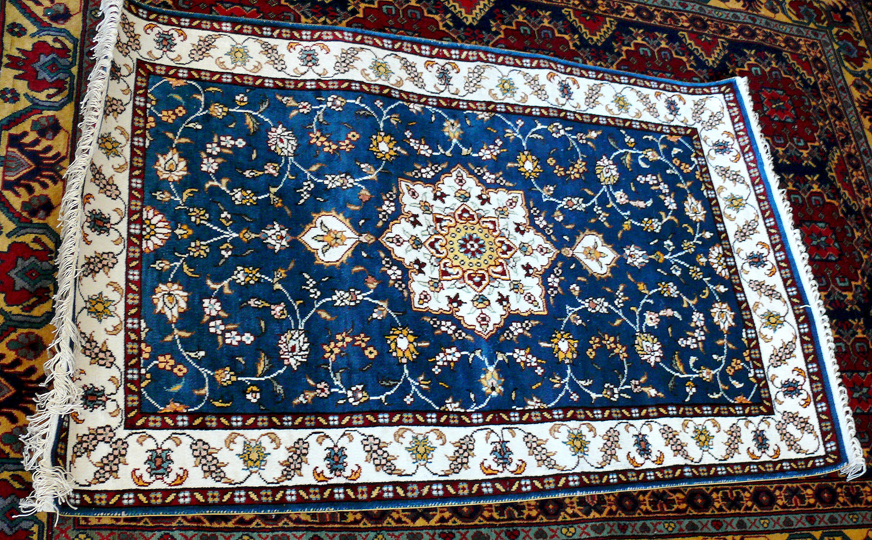 Azerbaijani Carpets 9 Things You Need To Know About Them Before With Persian Style Wool Rugs (Image 2 of 15)