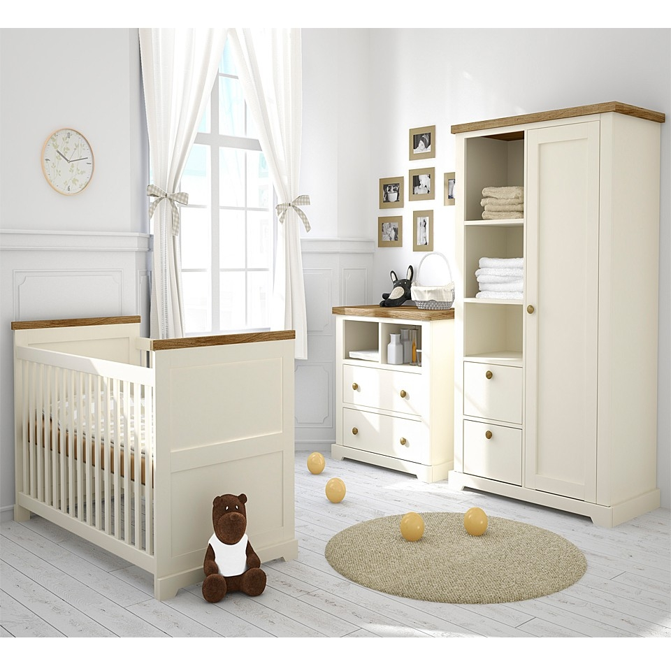 Ba Bedroom Furniture Pertaining To Cheap Baby Wardrobes (Image 2 of 25)