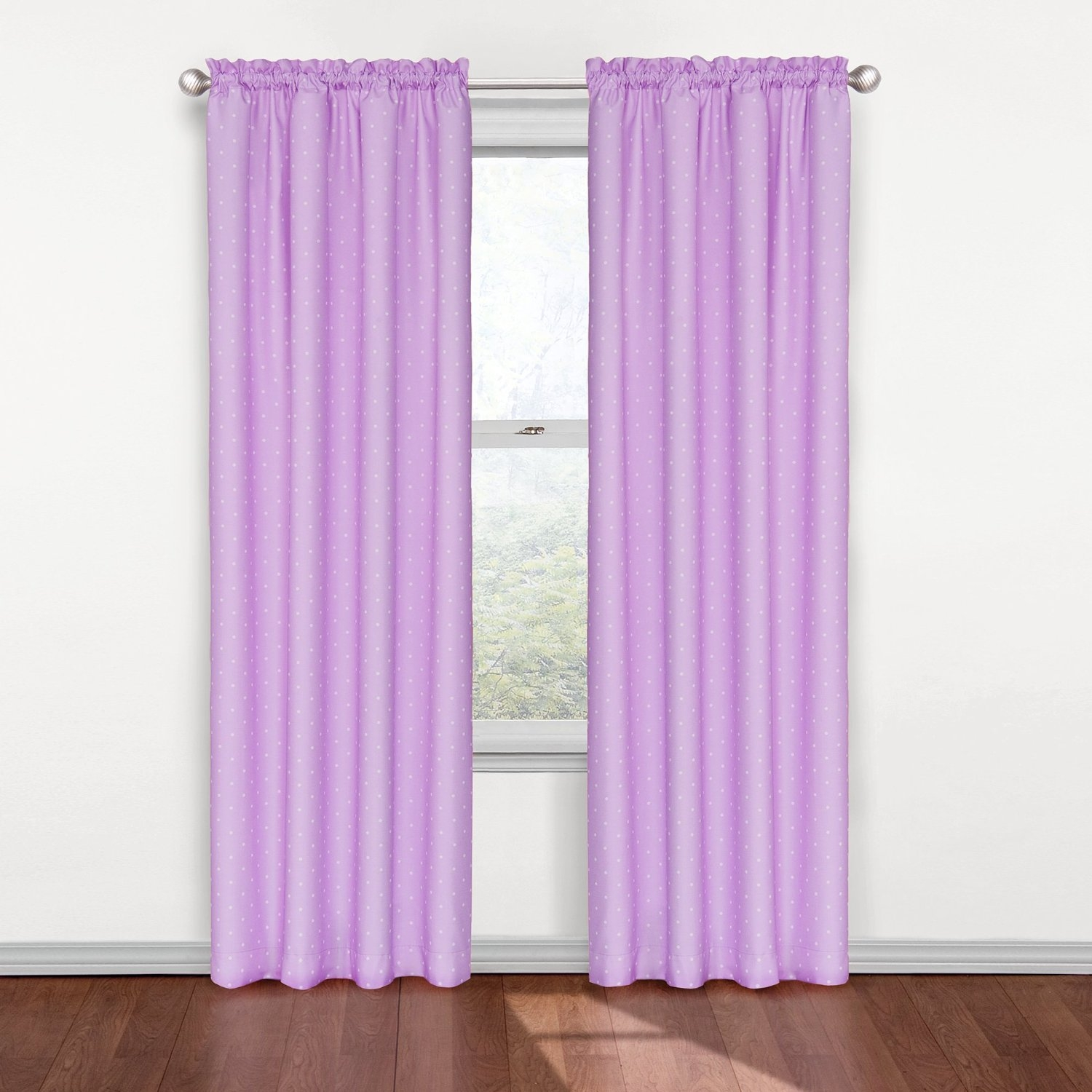 Ba Nursery Best Blackout Curtains For Window Decorations For Purple Curtains For Kids Room (Image 1 of 25)