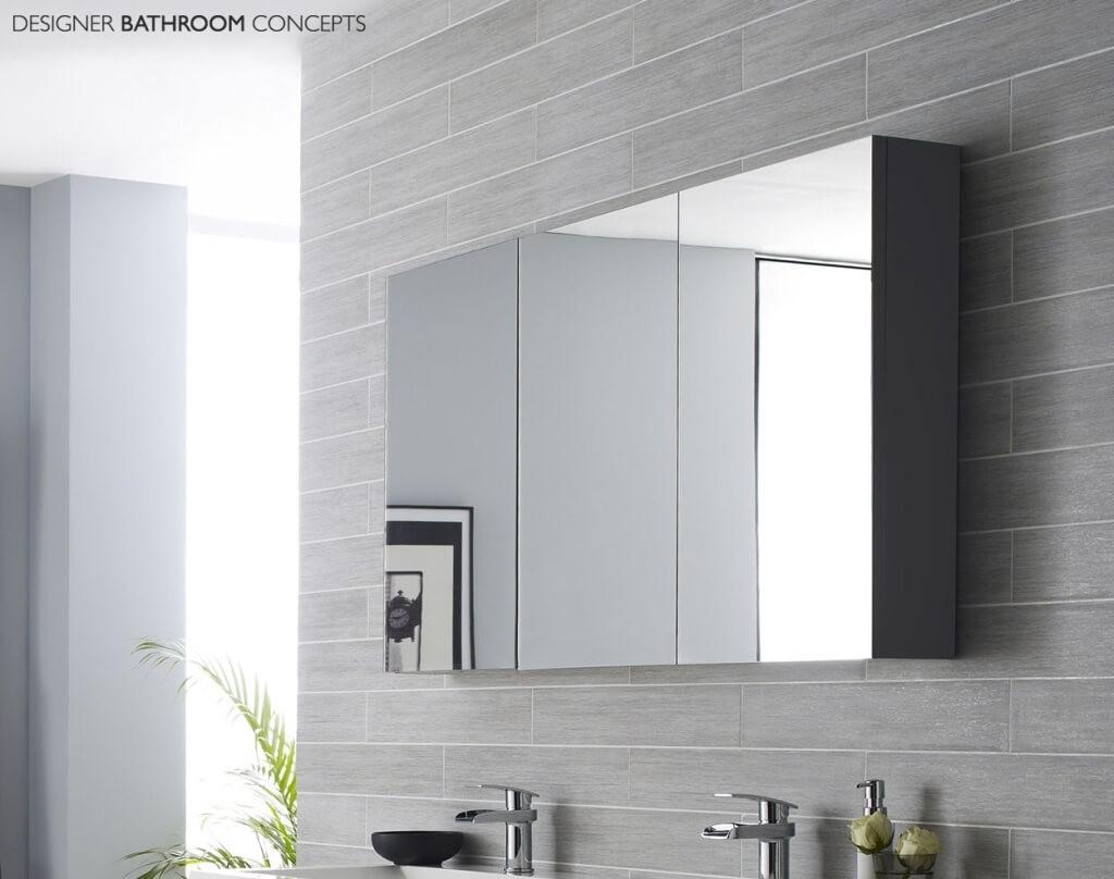 Bathroom Elegant Bathroom Mirror Cabinet And Cheap Contemporary With Regard To Bathroom Mirror Cupboards (Image 1 of 25)