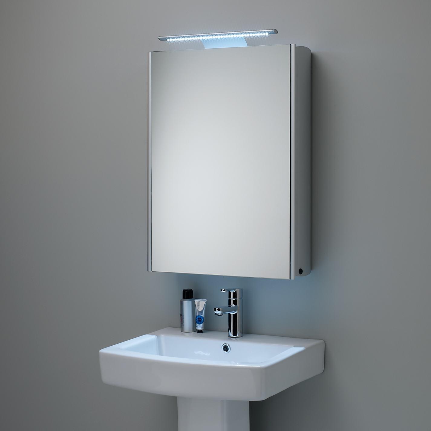 Bathroom Mirror Units In Bathroom Mirror Cupboards (Image 7 of 25)