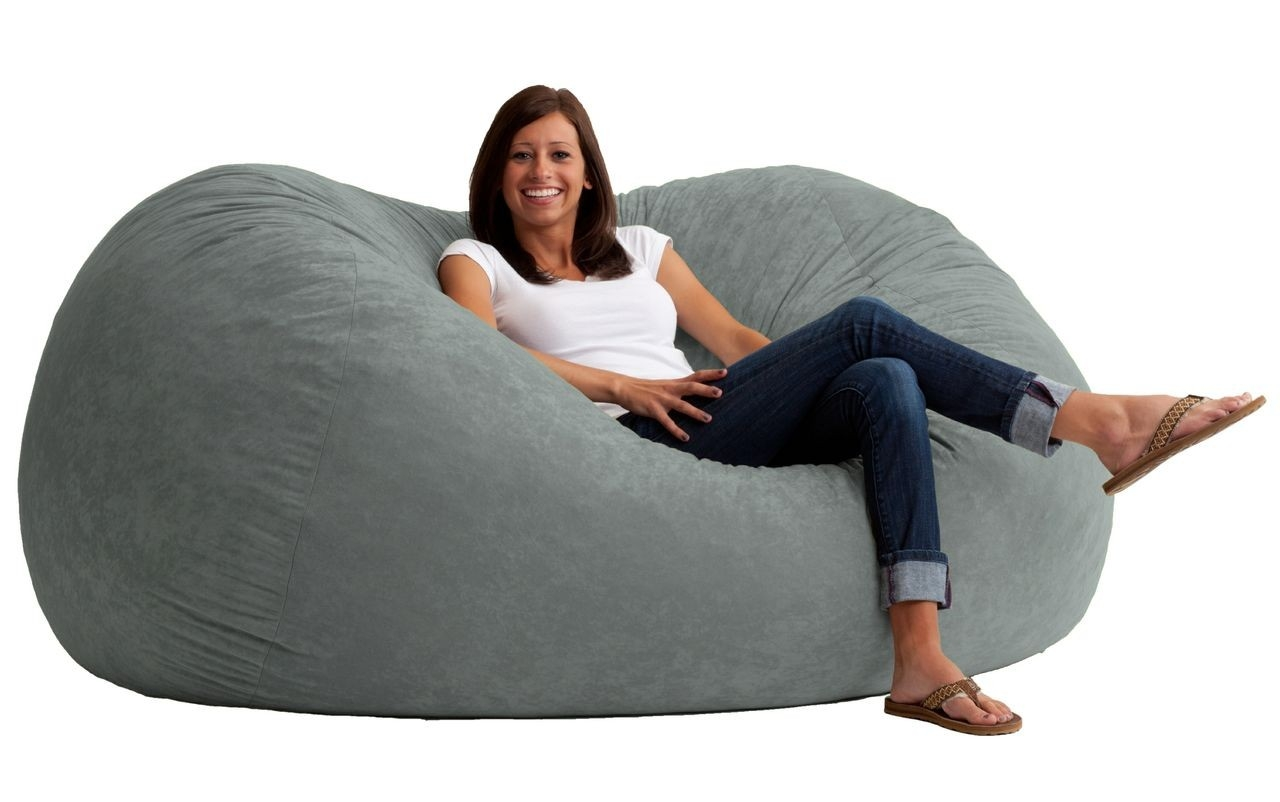 Bean Bag Sofas Bean Bag Sofa Couches For Bean Bag Sofa Chairs (Image 6 of 15)