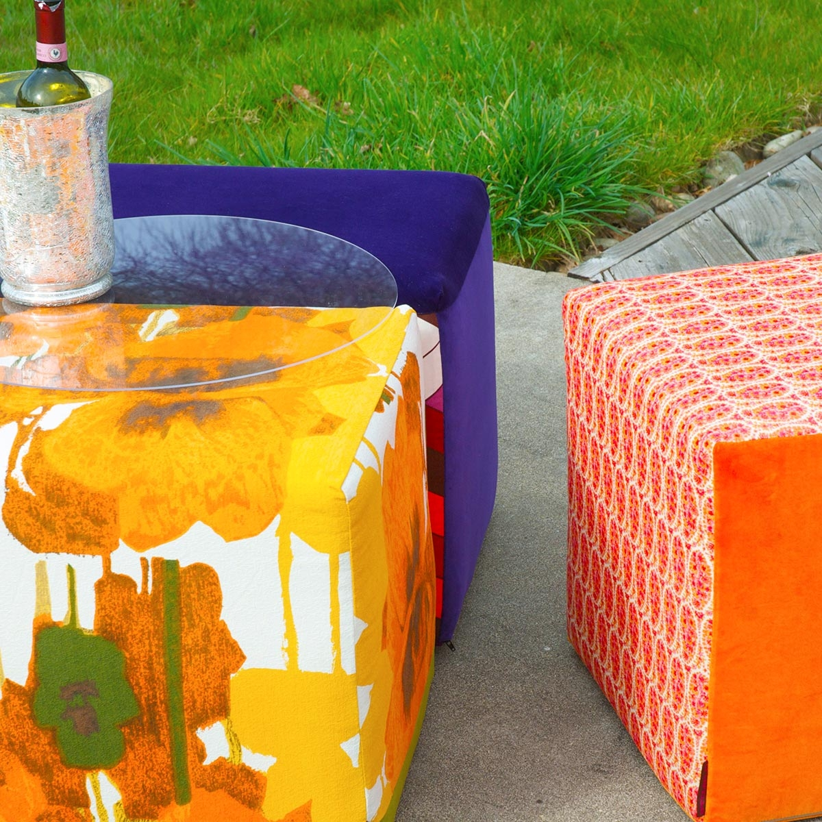 Beautiful And Eye Catching Footstools And Pouffes Crushcube Intended For Footstools And Pouffes (Image 2 of 15)