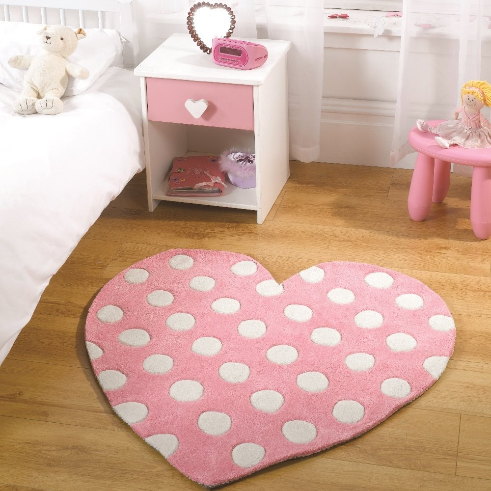 Beautiful And Incredible Patterns Of Girls Rugs Designinyou With Regard To Girls Floor Rugs (Image 4 of 15)