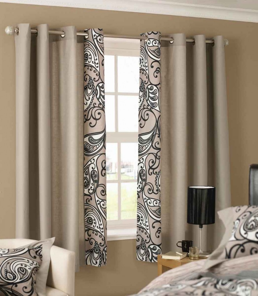 Featured Image of Short Brown Curtains