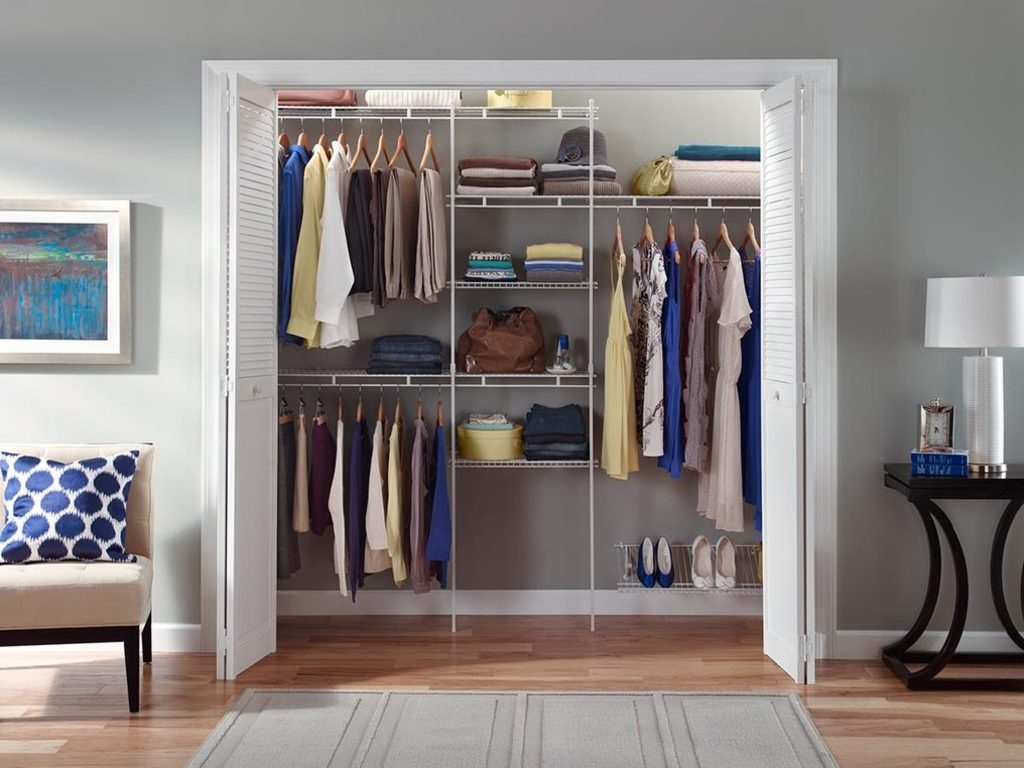 Bed Bedroom Cupboard Storage Ideas Intended For Bedroom Wardrobe Storages (View 14 of 25)