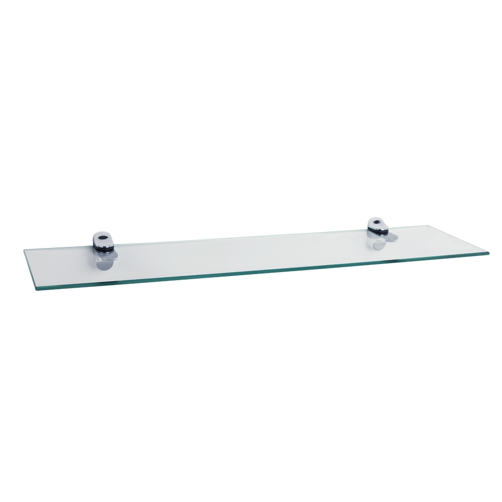 Bedroom 18 Inch Deep Floating Shelf Wall Shelves For Books Pertaining To Clear Glass Floating Shelves (Image 2 of 15)