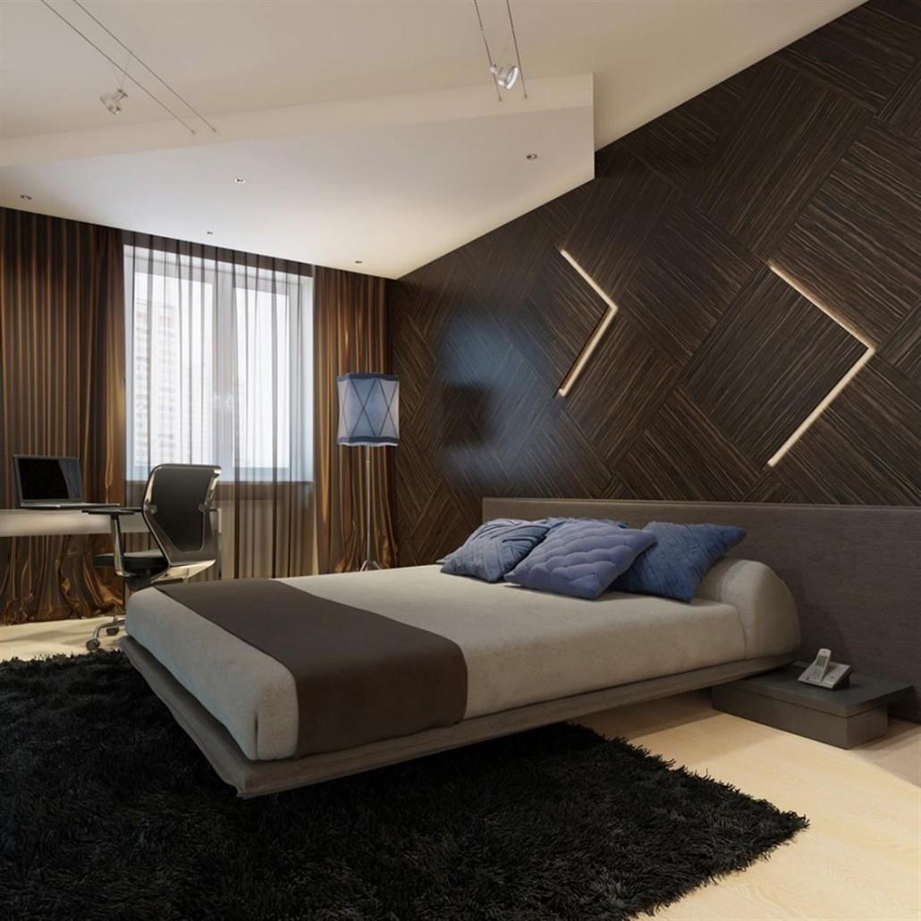 Bedroom Area Rug Dact In Modern Bedroom Rugs (Image 2 of 15)
