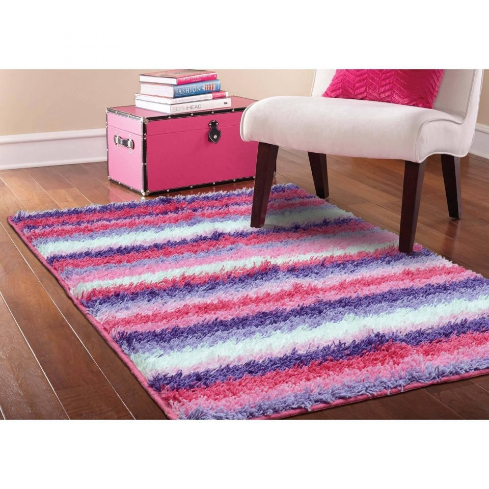 Bedroom Beautiful Bedroom Area Rugs Sweet Pink Colors Nice Pink For Pink Pattern Rugs (Image 6 of 15)