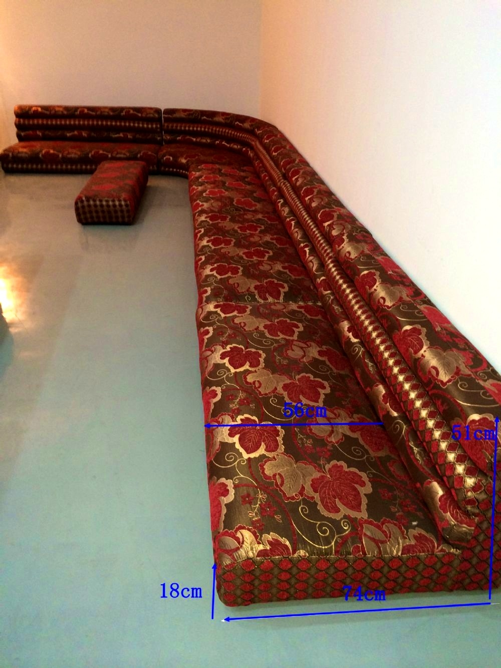 Bedroom Captivating Moroccan Floor Sofa Suppliers And Arabic In DIY Moroccan Floor Seating (Image 2 of 15)