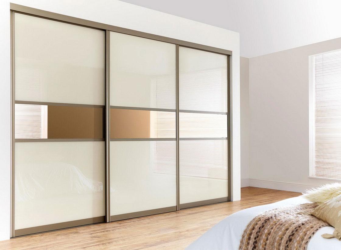 Bedroom Closet Doors Sliding Closet Doors For Bedrooms With Red With Cupboard Sliding Doors (Image 3 of 25)