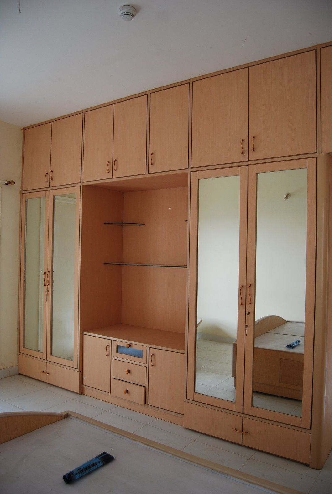 Bedroom Cupboard Designs With Dressing Table Cupboards For My With Regard To Table Cupboards (Image 4 of 25)