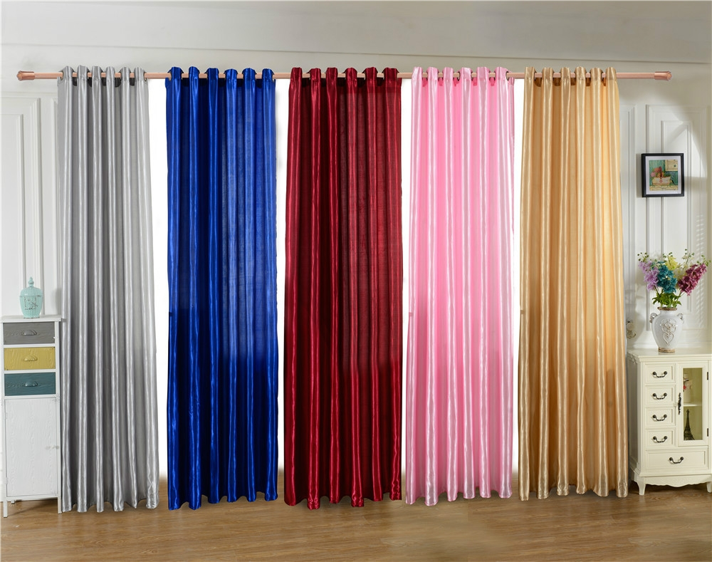 Bedroom Door Curtains Promotion Shop For Promotional Bedroom Door Inside Fabric Door Curtains (Image 4 of 25)
