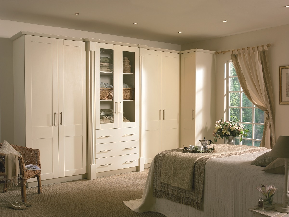 Bedroom Marvelous Fitted Bedroom Bedroom Fitted Wardrobes For For Fitted Cabinets (Image 4 of 15)