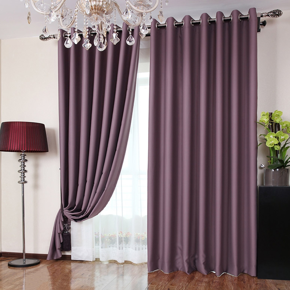 Beguile Photograph Conviction Curtain Design About Amusingly 66 X For Purple And Gold Curtains (Image 3 of 25)