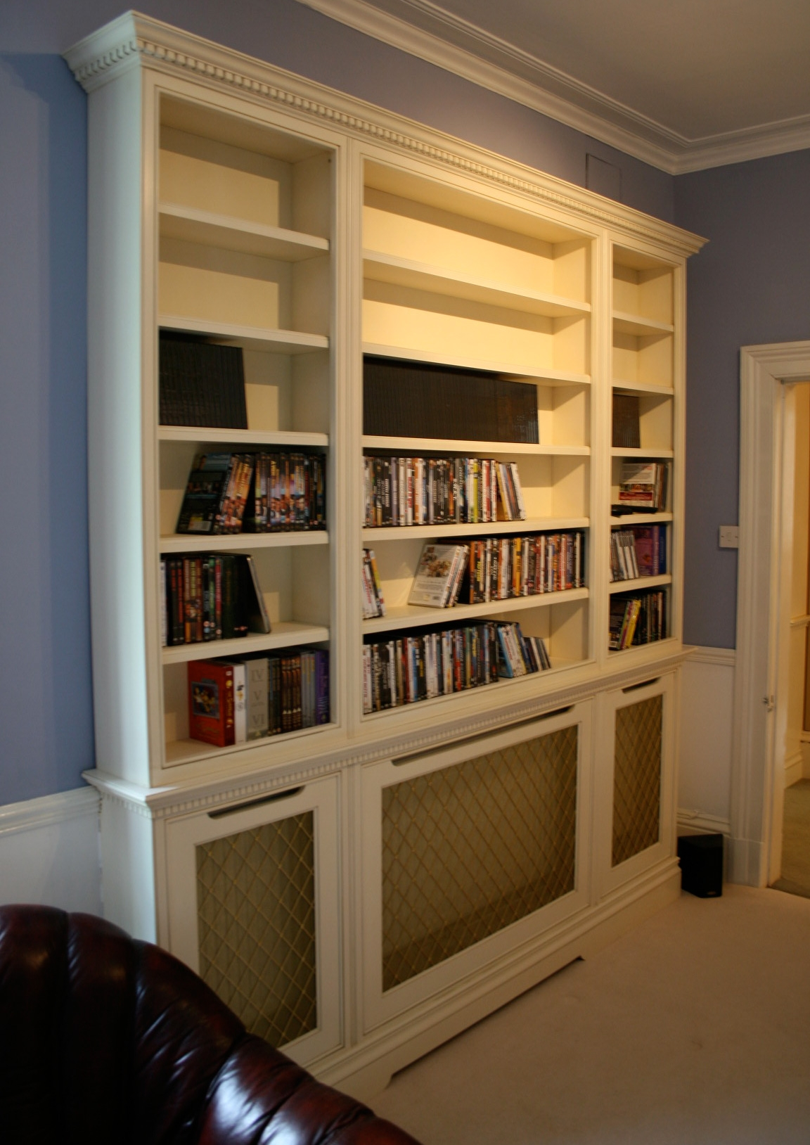 Bespoke Cabinetry Bookcases Desks Cabinet Makers With Regard To Bespoke Tv Cabinets (Image 3 of 15)