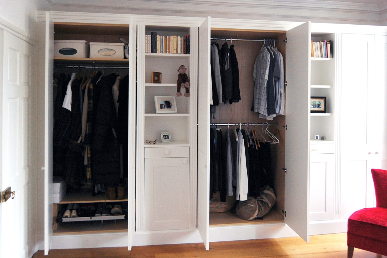 Bespoke Furniture Cost Pricing Examples Intended For Wall Wardrobes (Image 1 of 15)
