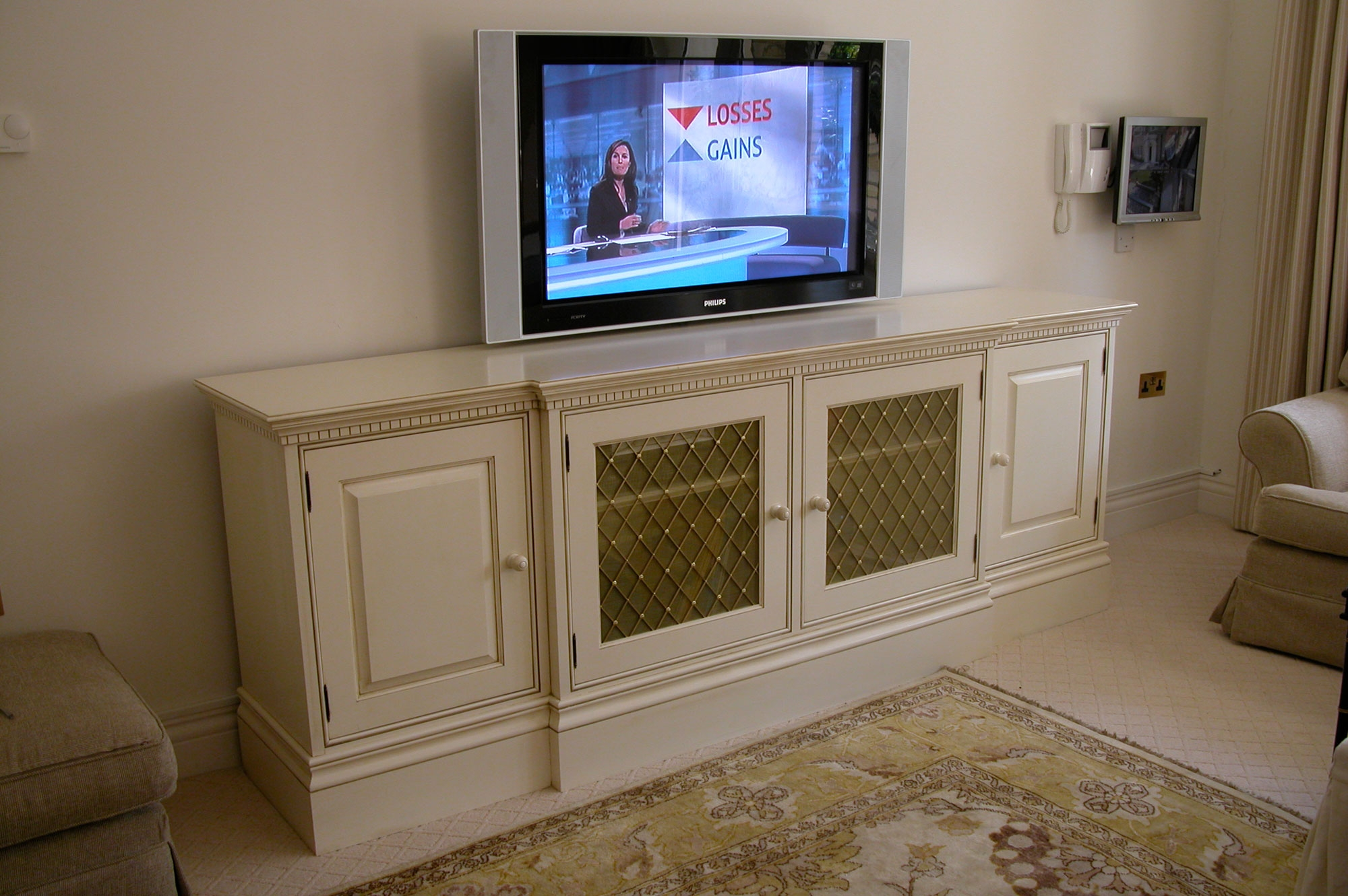 Bespoke Tv Cabinets Custom Made Tv Cabinets Throughout Bespoke Tv Cabinets (Image 6 of 15)