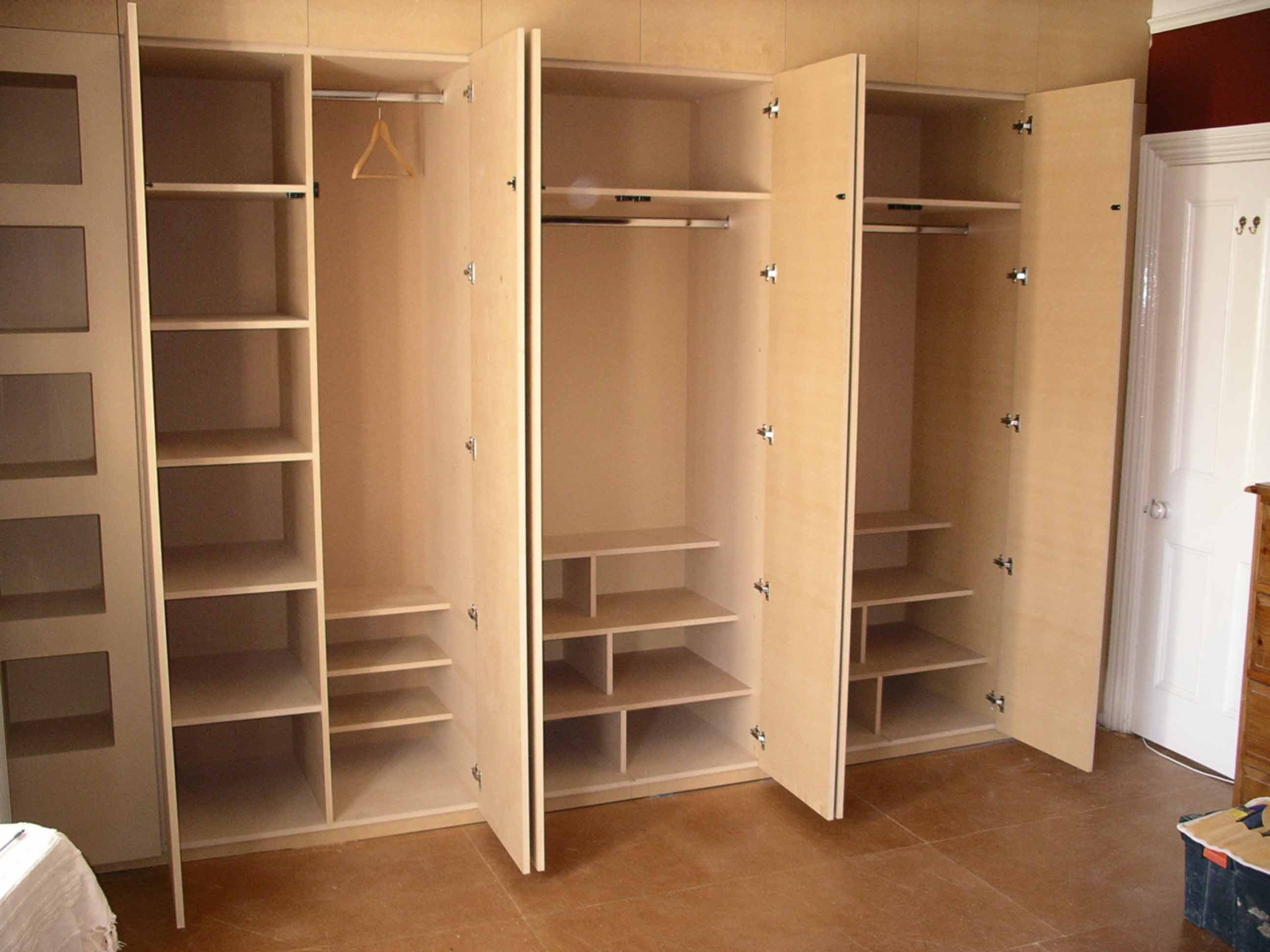 Bespoke Wardrobe Doors Manufacturers Ideas For Girls Room And With Wall Wardrobes (Image 2 of 15)