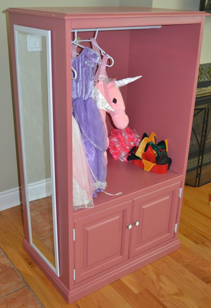Best 10 Childrens Wardrobes Ideas On Pinterest Ba Girl Closet Inside Childrens Pink Wardrobes (Image 4 of 25)